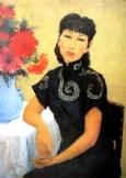 Autoportrait de Pan Yuliang