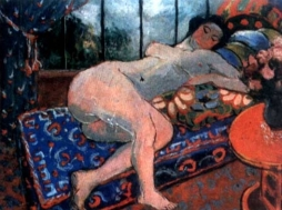 Femme nue - Pan Yuliang