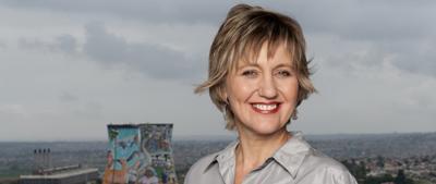 Glenda Gray, en lutte contre le VIH