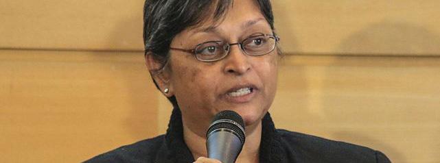 Quarraisha Abdool Karim, engagée contre le VIH