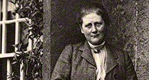 Beatrix Potter, célèbre autrice de livres jeunesse